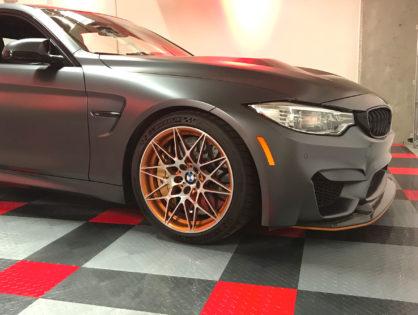 Allure Luxury Condo Garage