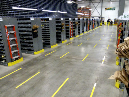 Non-Slip and Safety Flooring