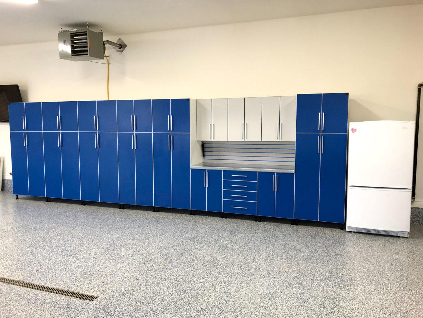 SMRT Cabinet Install
