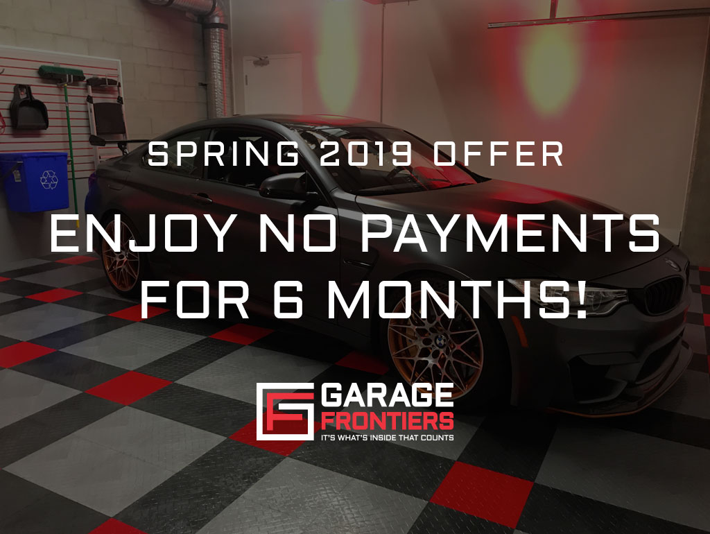 No Payments for 6 Months!