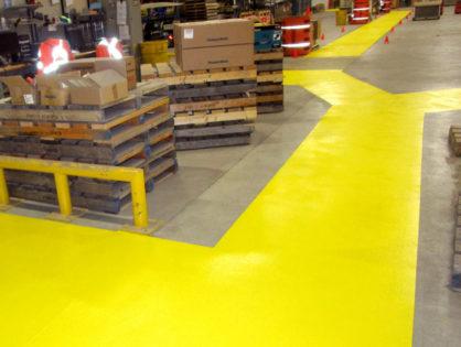 Safety Flooring Refresh
