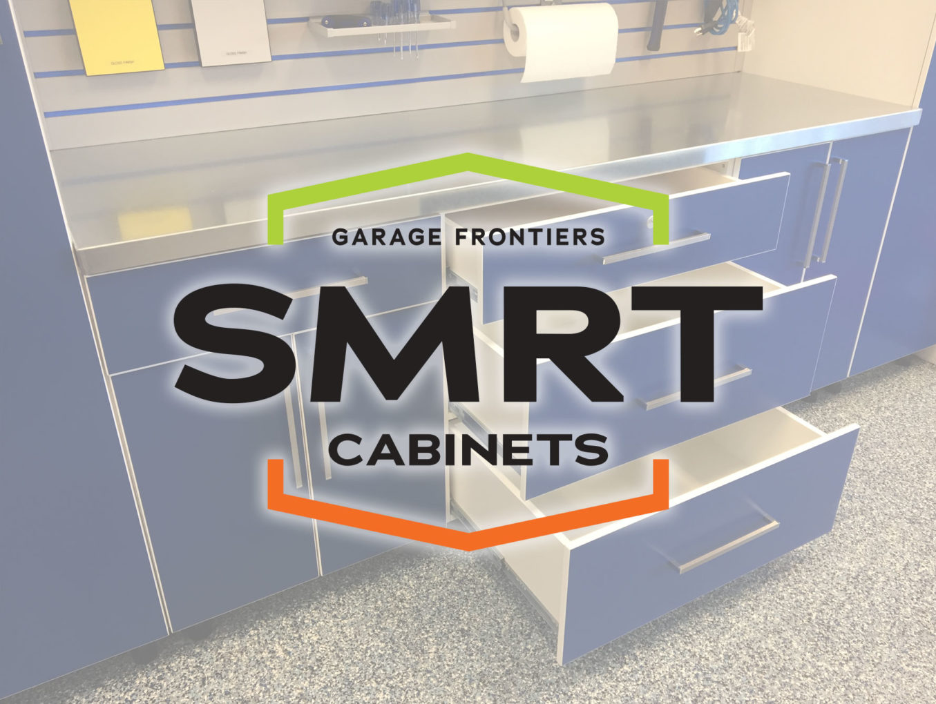 With SMRT Cabinets you can have it all for less
