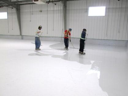 Building Expansion Flooring