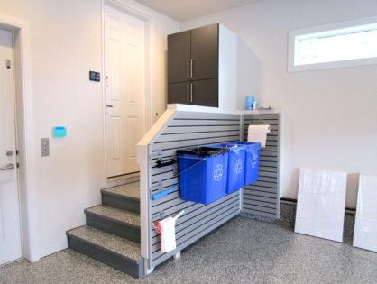 An efficient space