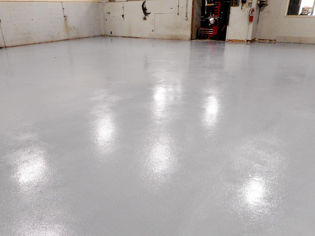 Shop floor rejuvenation