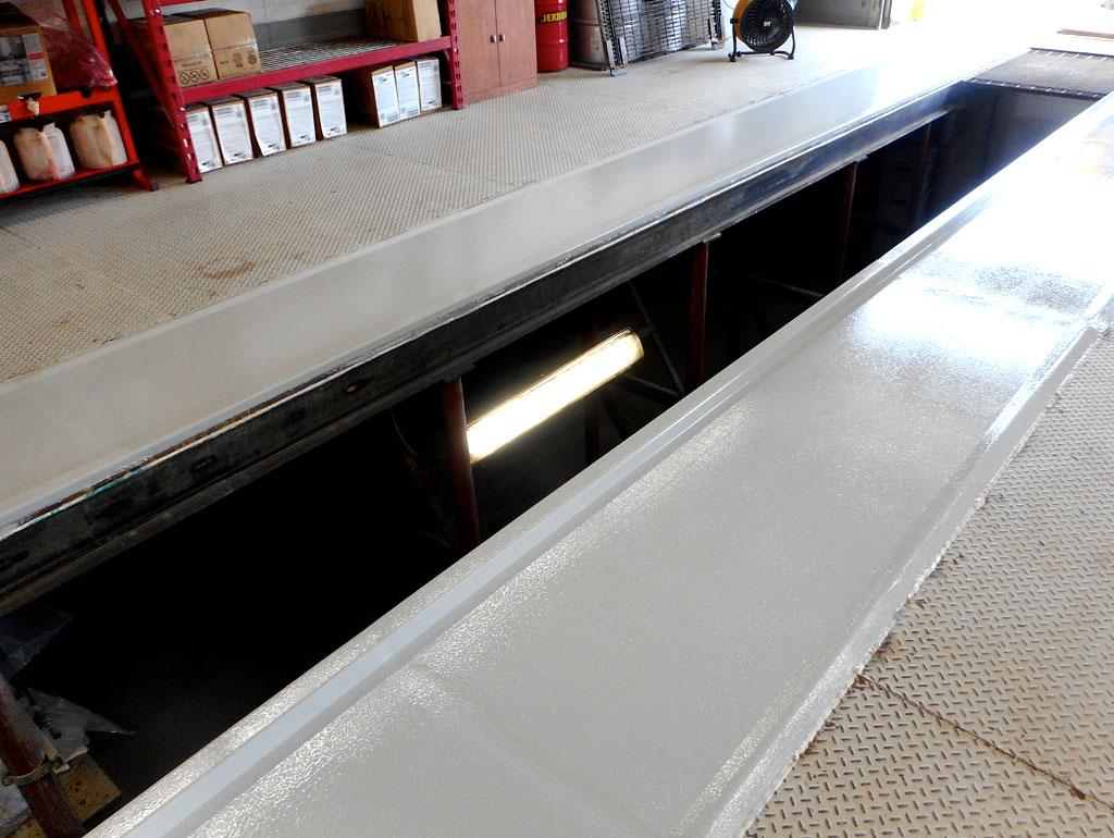 Auto Shop Floor Coatings