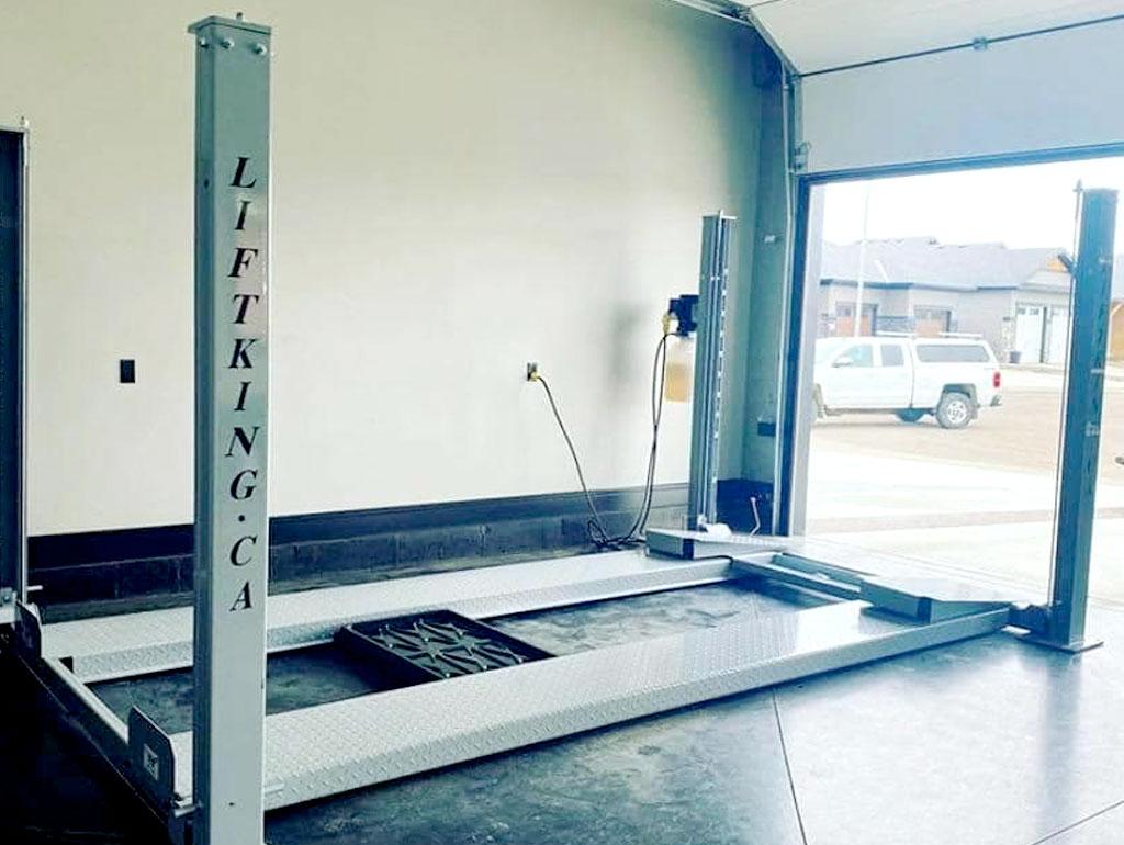 Pro King 8 Automotive Lift