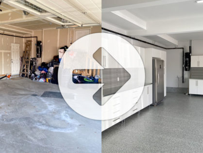 Dramatic Garage Transformation