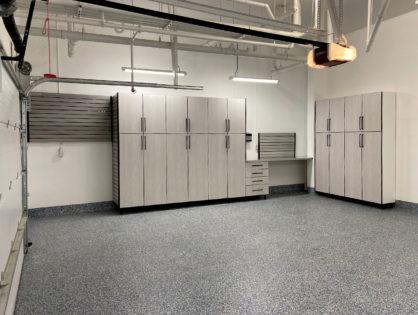 SMRT Modular Garage Cabinets