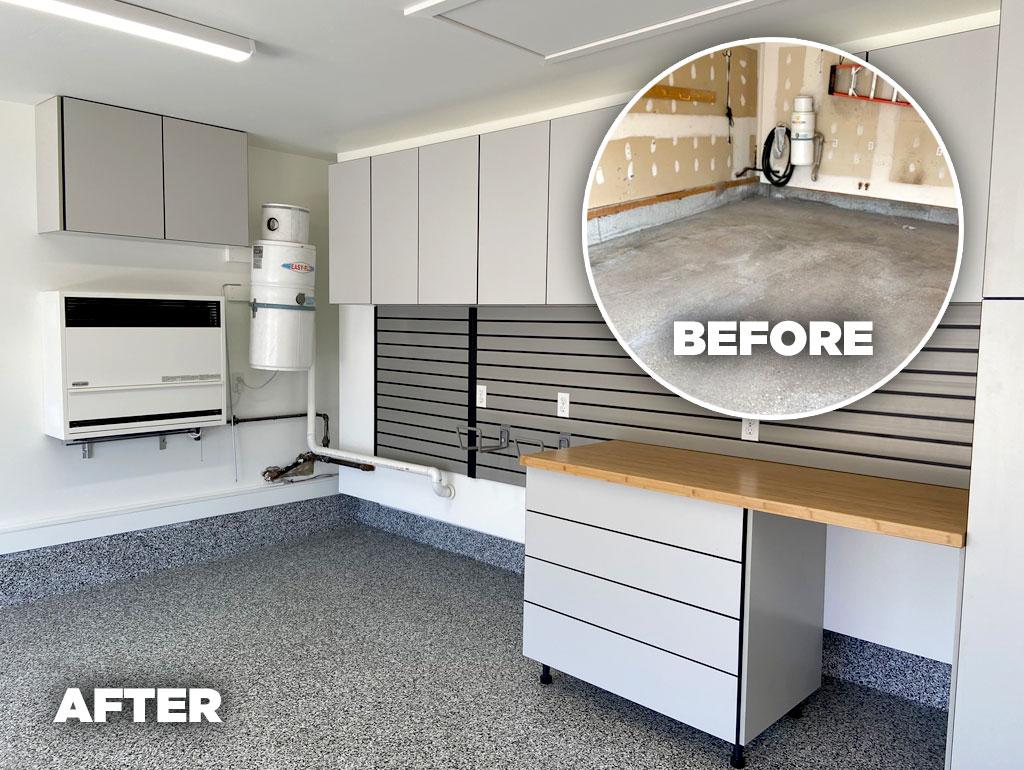 Serious Garage Upgrade