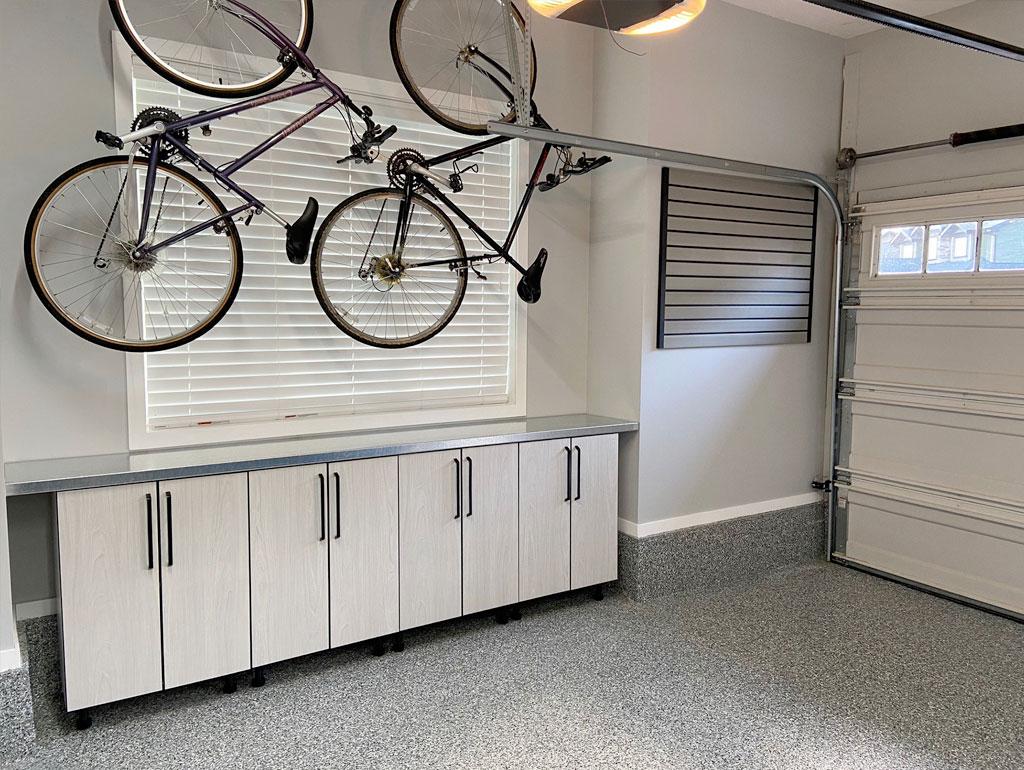 Functional garage design