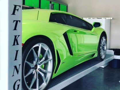 Vehicle and Car Lifts for your Garage