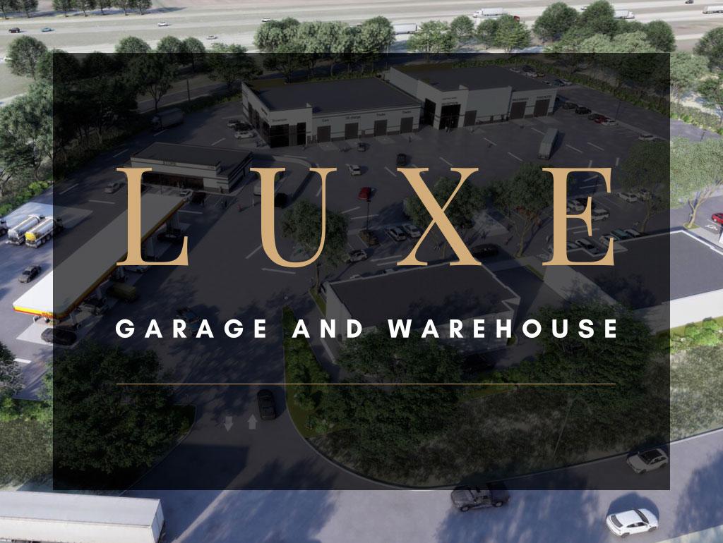 LUXE Garage Options