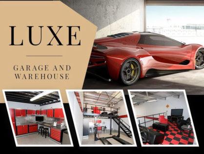 Luxe + Garage Frontiers
