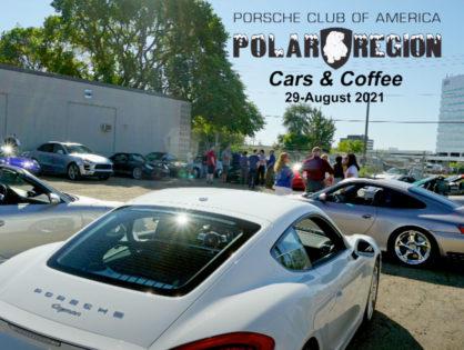 Hosting the PCA Polar Region Porsche car club
